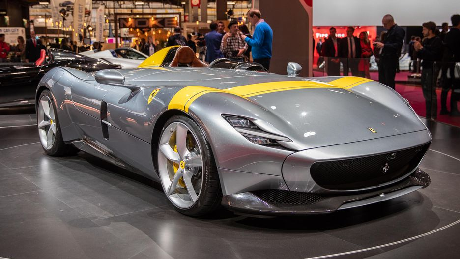 ferrari monza sp1 v sp2 m nh m h n 800 m l c ch nh th c tr nh l ng. Black Bedroom Furniture Sets. Home Design Ideas