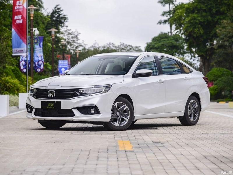 Honda Envix 2019 chính thức ra mắt thị trường Trung Quốc với giá từ 350 triệu đồng